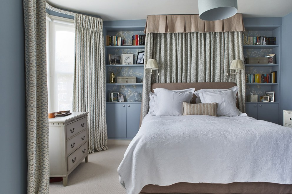 West Kensington Family Home | Master Bedroom | Interior Designers
