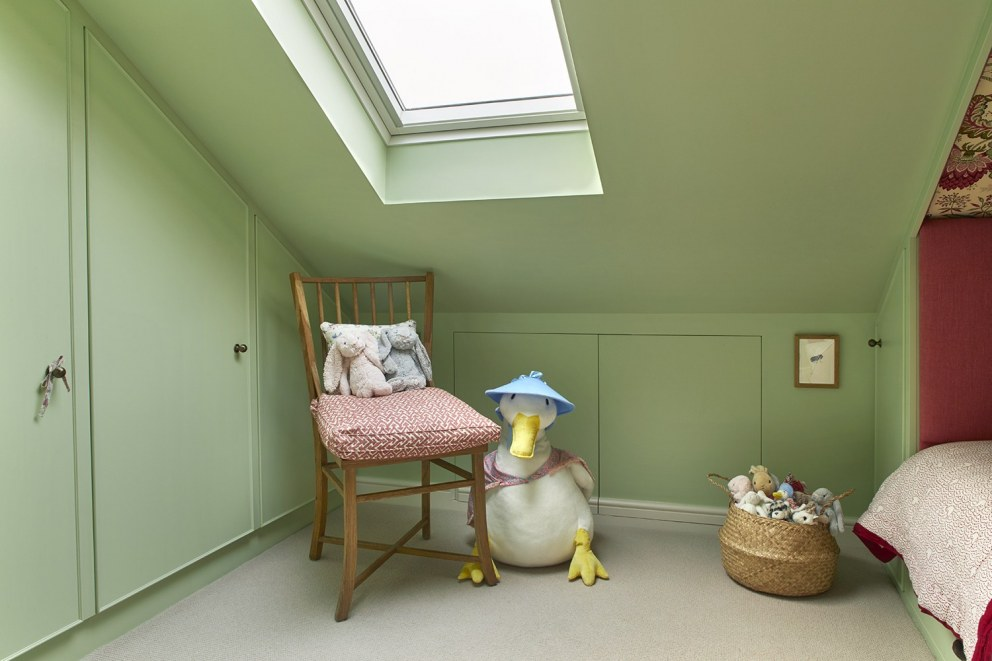 West Kensington Family Home | Childs Bedroom 2 | Interior Designers