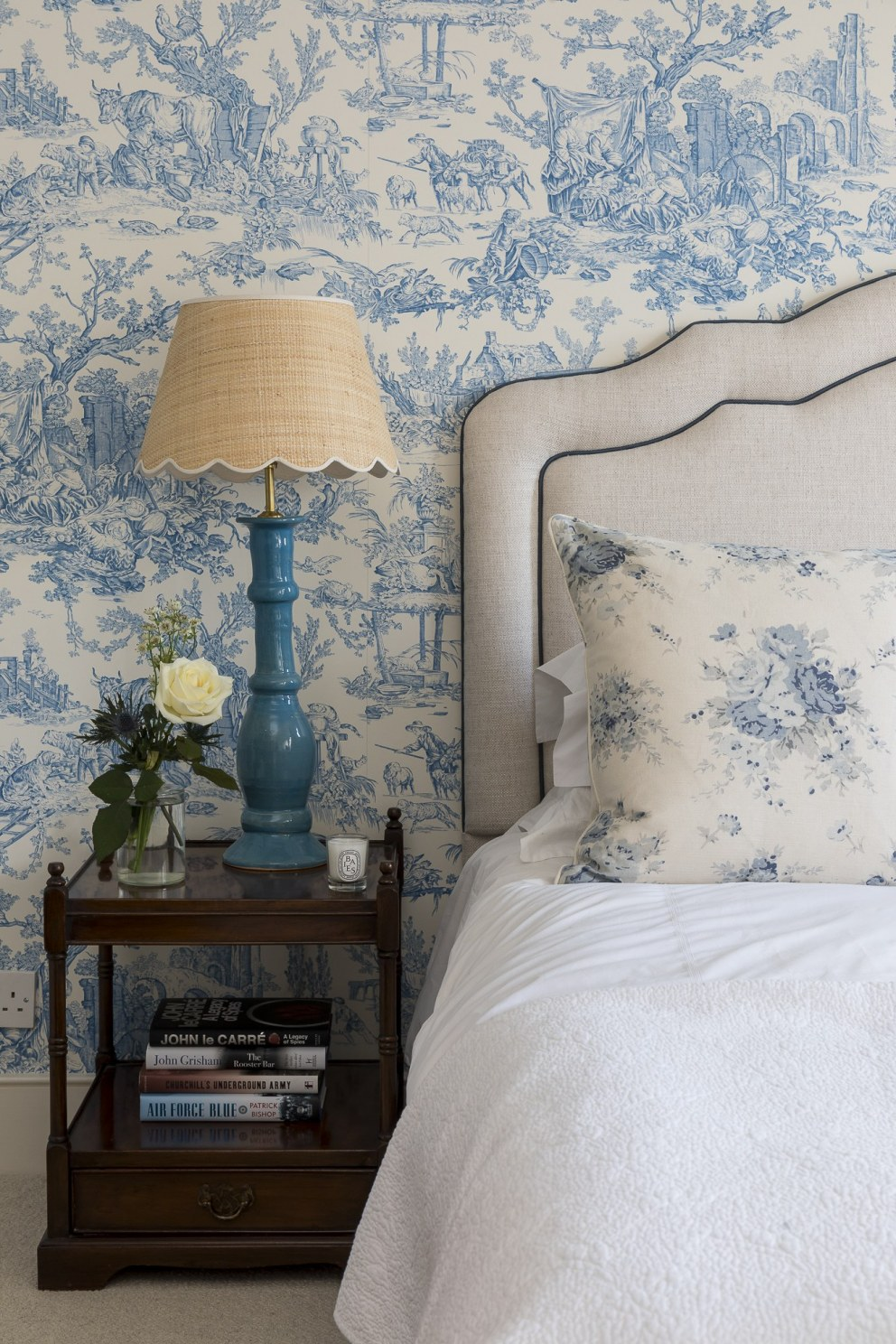 Traditional Fulham Home | Master Bedroom 2 | Interior Designers