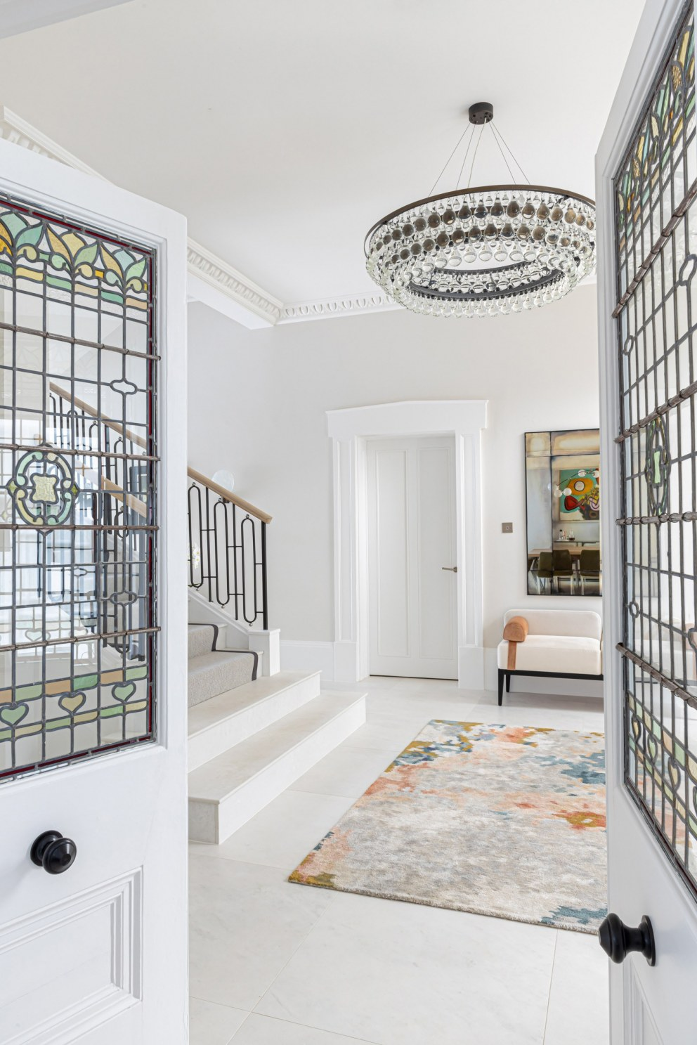 Edgbaston Residence  | Entrance Hallway | Interior Designers