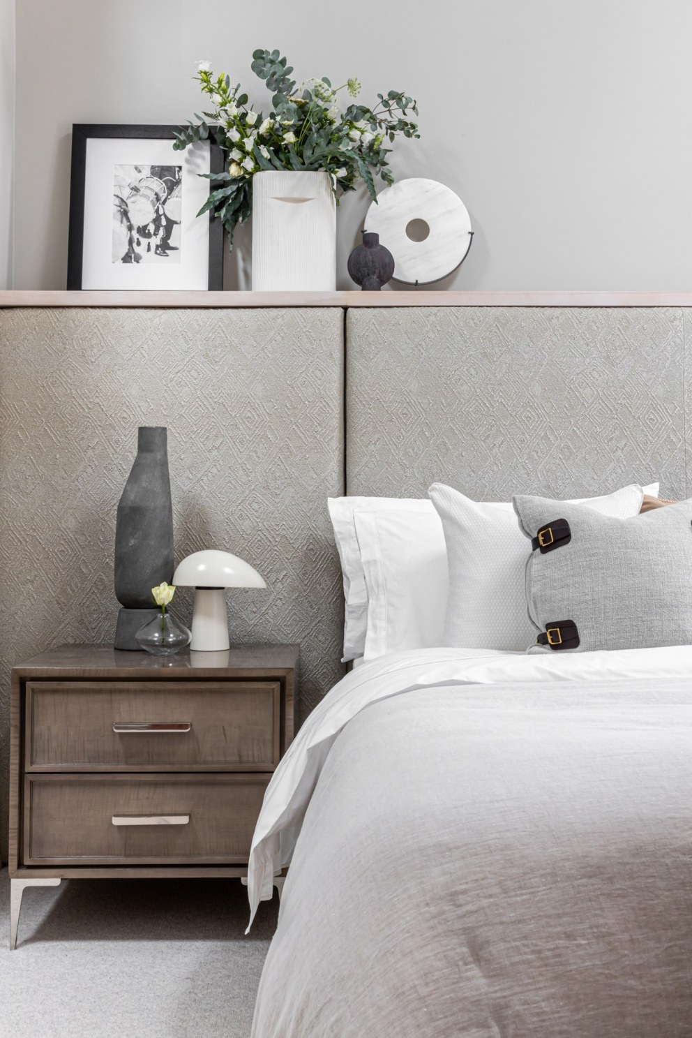 Edgbaston Residence  | Guest Bedroom | Interior Designers