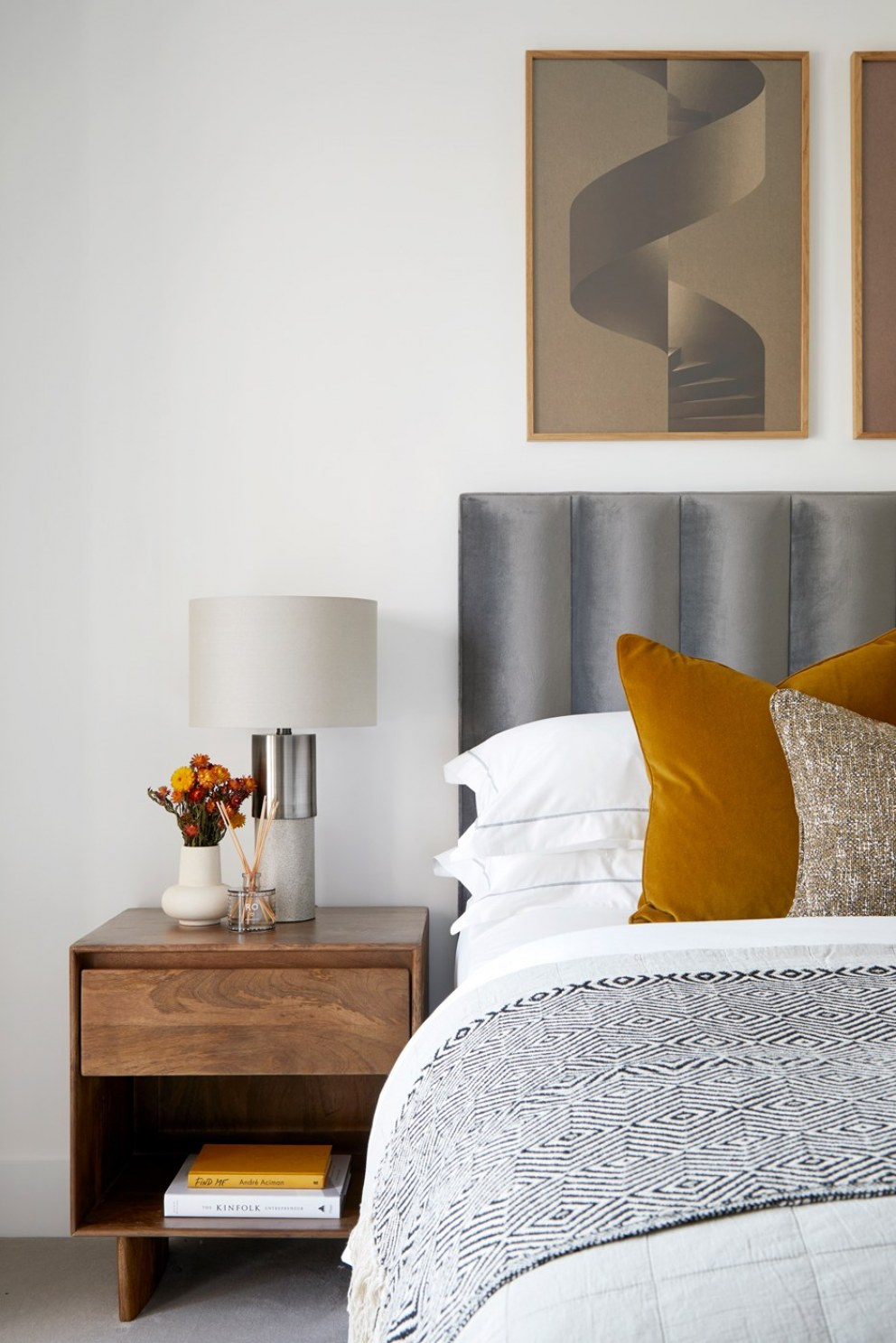 Vauxhall Project  | Bedroom | Interior Designers