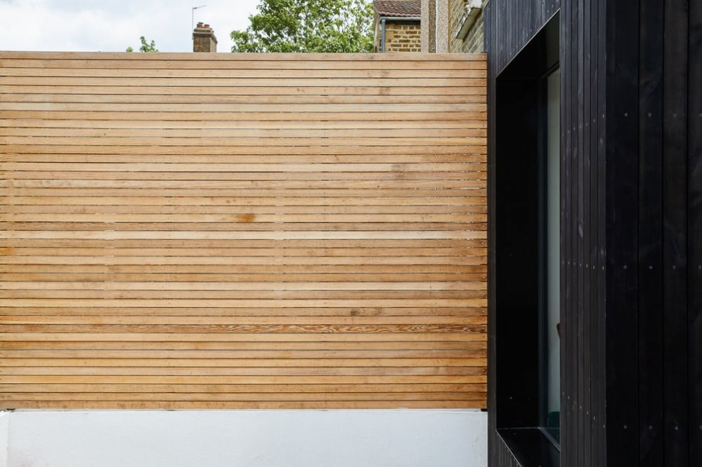 Walthamstow Extension | Timber cladding | Interior Designers