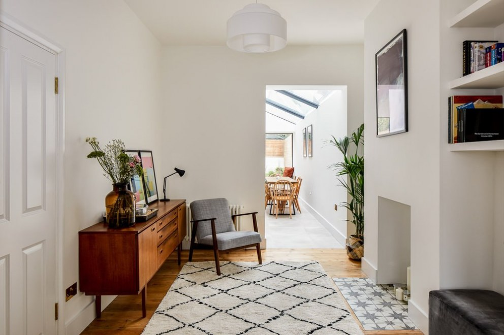 Walthamstow Extension | A clear line of vision | Interior Designers