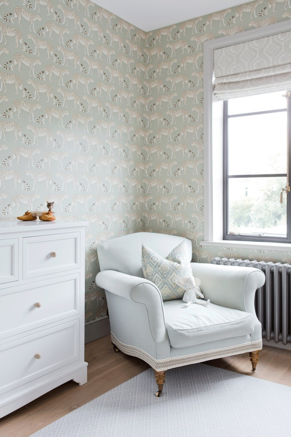 Family Home SW London | Baby's Room | Interior Designers