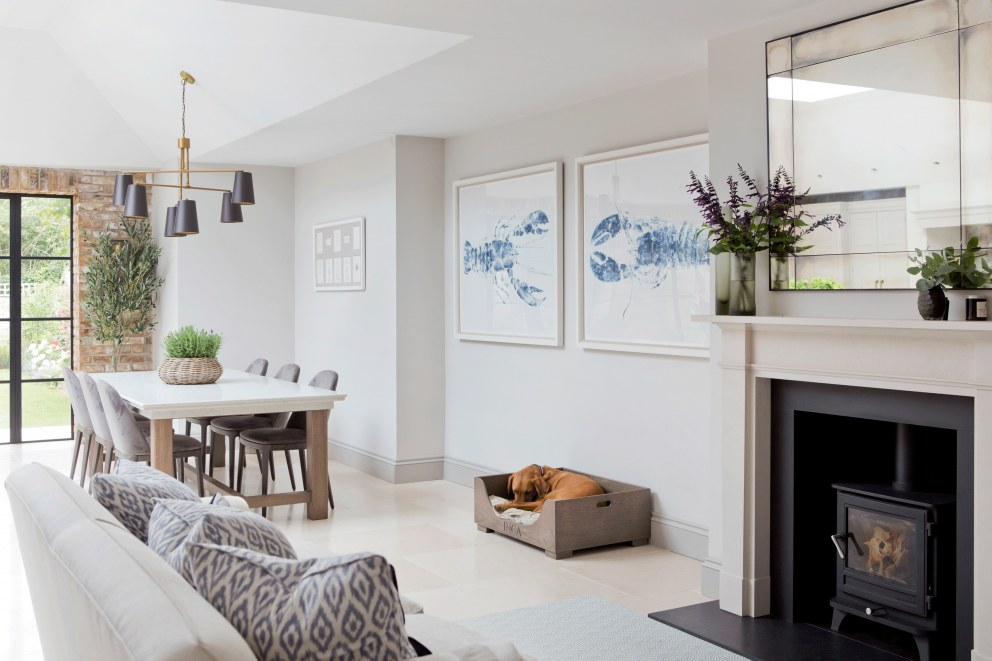 Family Home SW London | Open plan living space | Interior Designers