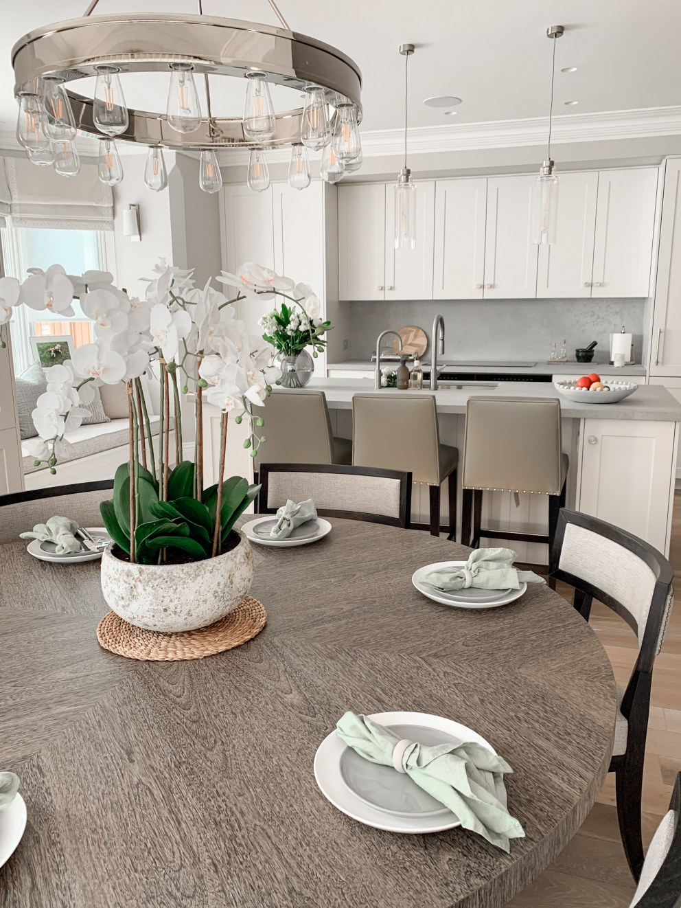 Young Family Home  | Dining Room  | Interior Designers