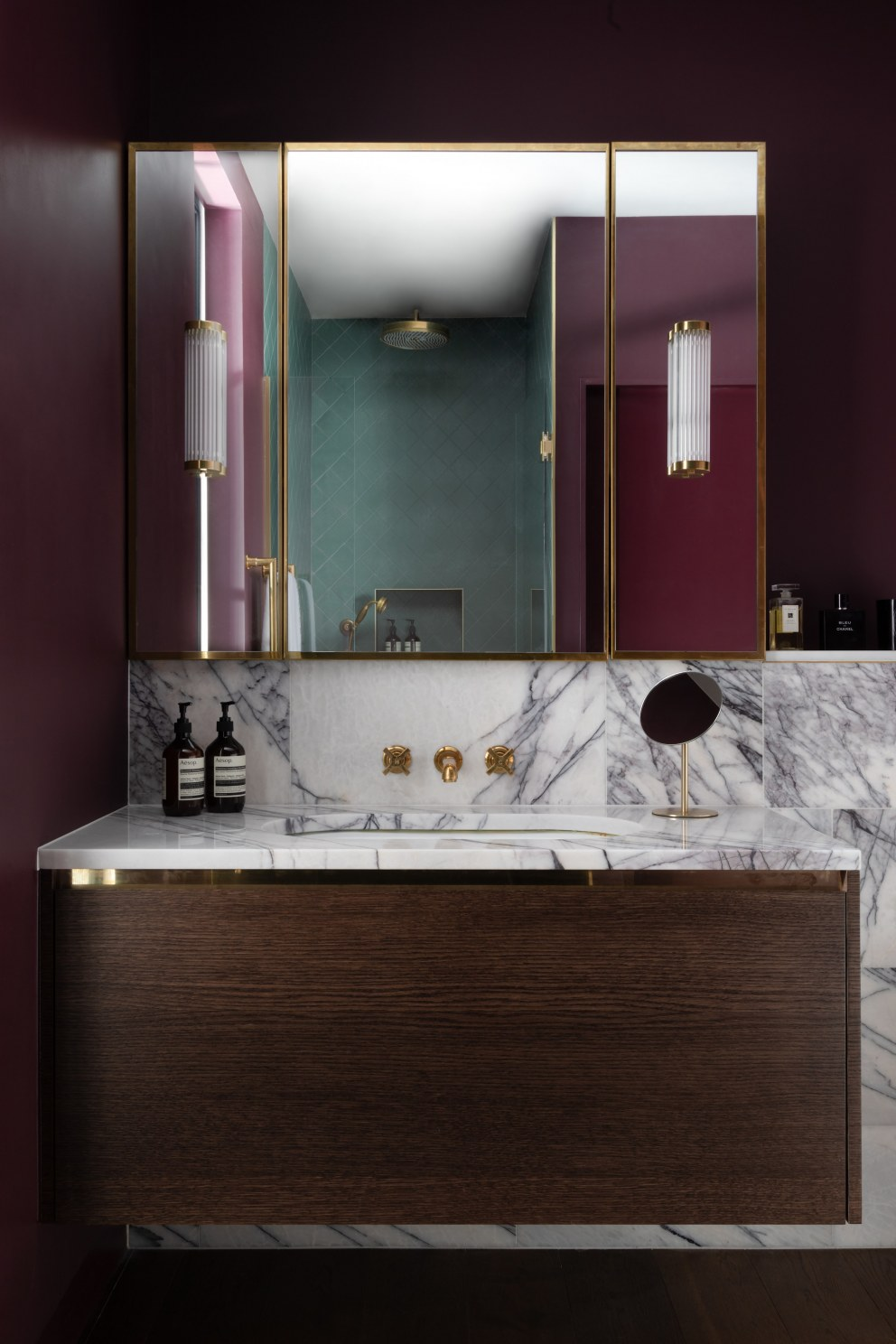 Kensington | Downstairs loo | Interior Designers
