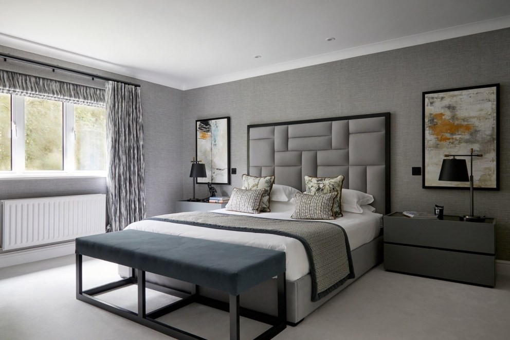 Contemporary home | Master bedroom | Interior Designers