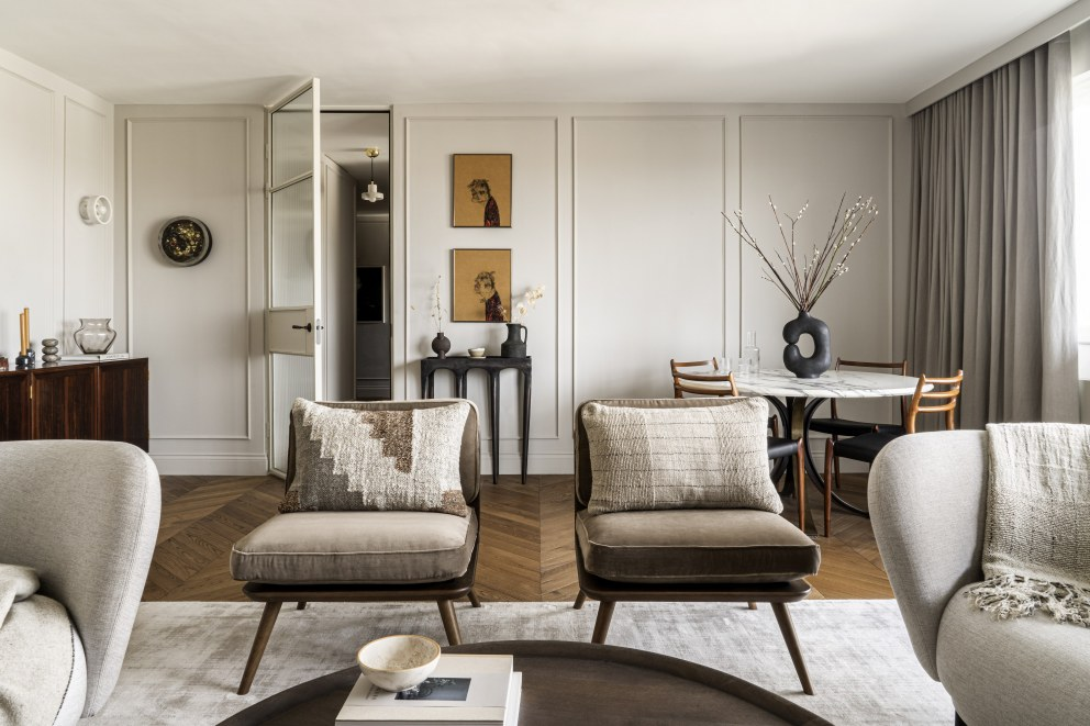 Durrels House, South Kensington | Living room 2 | Interior Designers