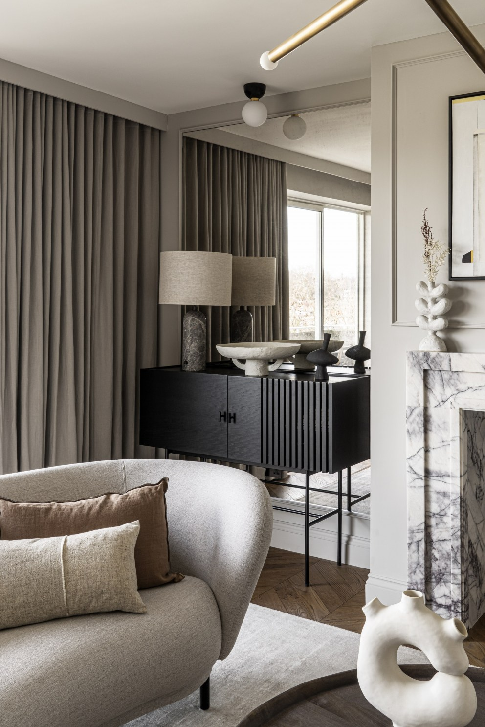 Durrels House, South Kensington | Living room 4 | Interior Designers